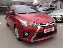 Toyota Cầu Diễn bán Toyota Yaris G năm 2015, màu đỏ, xe nhập