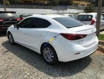 Bán Mazda 3 1.5L sản xuất năm 2017, màu trắng, giá 644tr