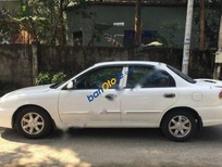 Cần bán Kia Spectra LS 2003, màu trắng giá cạnh tranh