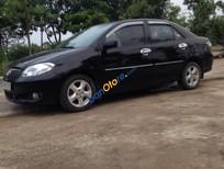 Cần bán lại xe Toyota Vios G năm 2007, màu đen