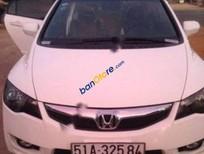 Cần bán xe Honda Civic 1.8AT năm sản xuất 2012, màu trắng