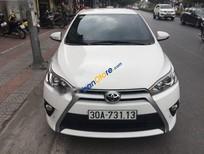 Auto 124 bán Toyota Yaris G 2015, màu trắng, nhập khẩu