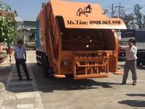 Bán xe ép rác 14 khối hiệu Hino FG8JJSB cạp thùng giá tốt nhất, LH 0908.065.998