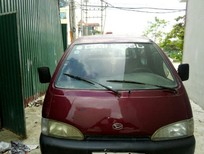 Cần bán gấp Daihatsu Citivan năm 2000, màu đỏ, nhập khẩu chính hãng