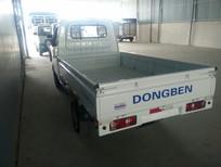 Dongben tải trọng 870kg 2017 tại Cần Thơ, An Giang, Kiên Giang, Bạc Liêu, Trà Vinh, Sóc Trăng, Hậu Giang, Vĩnh Long