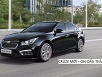 Không cần trả trước rước ngay Chevrolet Cruze 2017