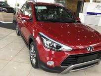 Cần bán Hyundai i20 Active năm 2017, màu đỏ, nhập khẩu nguyên chiếc