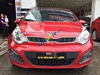 Bán xe Kia Rio 1.4AT đời 2014, màu đỏ, nhập khẩu