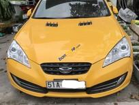 Bán xe Hyundai Genesis sản xuất 2010, màu vàng, nhập khẩu, 580tr