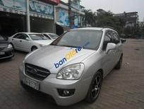 Cần bán gấp Kia Carens 2.0AT năm sản xuất 2010, màu bạc còn mới