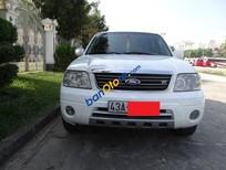 Bán Ford Escape sản xuất 2004, màu trắng ít sử dụng, 259 triệu
