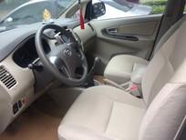 Cần bán lại xe Toyota Innova Innova G 2014, màu bạc