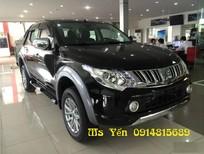 Xe bán tải Mitsubishi Triton 4*2 AT Mivec mới,nhập Thái,trả góp 80%, 0914815689