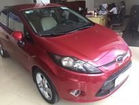 Bán ô tô Ford Fiesta S 2011, màu đỏ đô