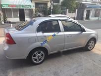 Cần bán Chevrolet Aveo LT đời 2015, màu bạc, nhập khẩu nguyên chiếc