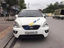 Cần bán xe cũ Kia Carens đời 2011, màu trắng