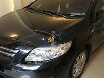 Đã mua xe mới, cần bán Toyota Corolla 1.6 AT XLi đời 2009, màu đen, nhập khẩu, giá 580tr