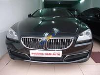Cần bán xe BMW 6 Series 640i năm 2013, màu đen, nhập khẩu nguyên chiếc