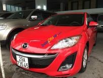 Cần bán lại xe Mazda 3 1.6AT năm 2010, màu đỏ, xe nhập
