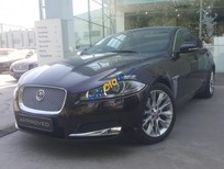 Jaguar XF Premium Luxury đời 2015, màu nâu, nhập khẩu