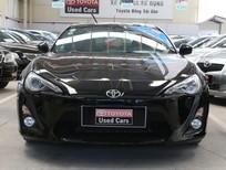 Cần bán lại xe Toyota FT 86 2012, màu đen, nhập khẩu chính hãng