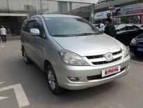 Cần bán Toyota Innova G năm 2008, số sàn