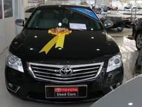 Cần bán Toyota Camry đời 2010, màu đen