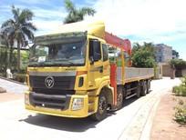 Xe tải gắn cẩu 15 tấn, cẩn Kanglim KS5206