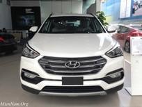 Xe Hyundai Santa Fe 2017 máy dầu, tiêu chuẩn Euro 4 giao ngay - HD Ngọc An