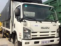 Cần bán xe tải Isuzu 8.2 tấn 2017, màu trắng