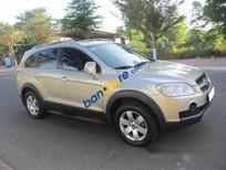 Cần bán xe Chevrolet Captiva MT 2008, màu bạc chính chủ, 356tr