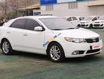 Cần bán gấp Kia Forte GDI 1.6AT sản xuất năm 2010, màu trắng, xe nhập