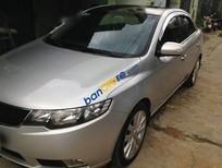 Cần bán xe cũ Kia Cerato AT đời 2009, màu bạc