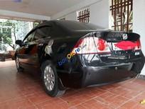 Cần bán lại xe Honda Civic 1.8MT năm 2008, màu đen, 420tr
