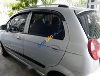 Bán xe cũ Chevrolet Spark LT đời 2010, màu bạc, 170 triệu