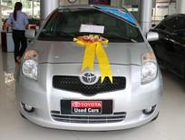 Cần bán xe Toyota Yaris 2008, 52U-7561, nhập khẩu nguyên chiếc