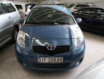 Cần bán Toyota Yaris 2007,51F-208.89 màu xanh lam