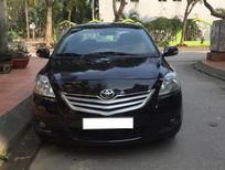 Bán xe Toyota Vios 1.5E đời 2011, màu đen, chính chủ