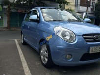 Cần bán Kia Morning SX đời 2009, màu xanh lam như mới