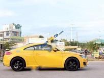 Cần bán Audi TT đời 2016, màu vàng, nhập khẩu chính hãng