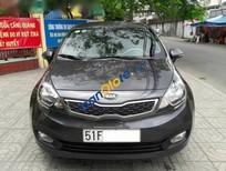Bán xe cũ Kia Rio AT đời 2014, màu xám số tự động