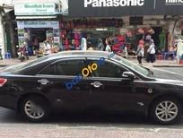 Chính chủ bán ô tô Toyota Camry 2.4G đời 2012, màu đen