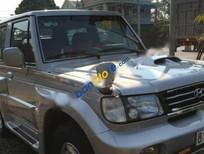 Cần bán gấp Hyundai Innovation sản xuất 2002, màu bạc, xe nhập