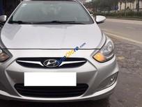 Bán Hyundai Accent 1.4 AT sản xuất 2012, màu bạc, nhập khẩu