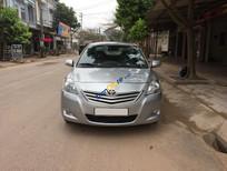 Cần bán gấp Toyota Vios 1.5MT E sản xuất năm 2011, màu bạc