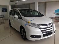 Bán Honda Odyssey 2.4 CVT sản xuất năm 2016, màu trắng, xe nhập