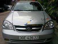 Bán Daewoo Lacetti EX 1.6 năm sản xuất 2008, màu bạc như mới, giá cạnh tranh