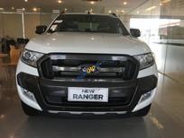 Ford Long Biên cần bán Ford Ranger Wildtrak đời 2017, đủ màu giao ngay