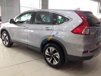 Cần bán Honda CR V 2.0AT năm 2017, màu xám