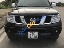 Cần bán lại xe Nissan Navara LE đời 2012, màu đen số sàn, giá 435tr